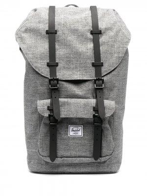 Рюкзак Retreat с нашивкой-логотипом Herschel Supply Co.. Цвет: серый