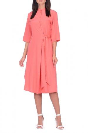 Платье-рубашка FREESPIRIT. Цвет: оранжевый