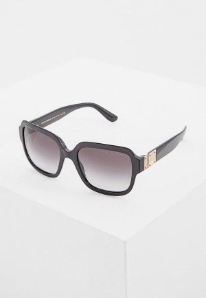 Очки солнцезащитные Dolce&Gabbana DG4336 501/8G. Цвет: черный