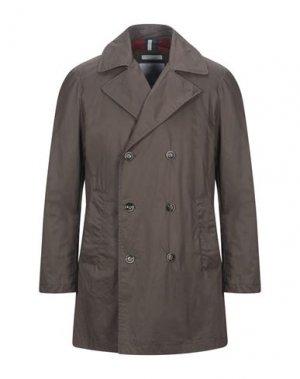 Легкое пальто AT.P.CO. Цвет: темно-коричневый