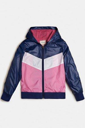 Куртка Guess. Цвет: разноцветный