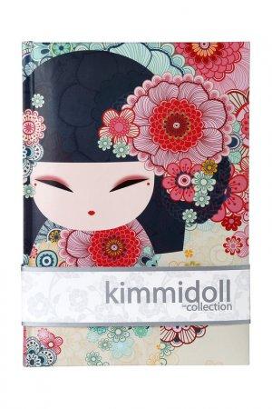 Записная книжка Тамако Kimmidoll. Цвет: розовый