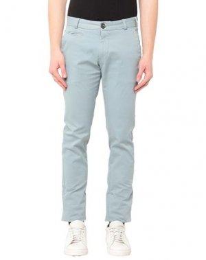 Повседневные брюки GARCIA. Цвет: небесно-голубой