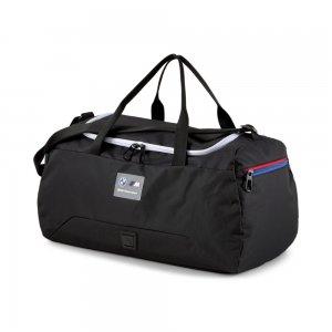 Сумка BMW M Motorsport Duffle Bag PUMA. Цвет: черный