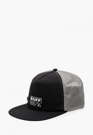 Бейсболка Buff Pack Trucker Cap. Цвет: черный