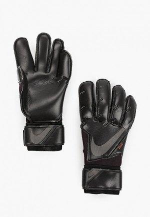 Перчатки вратарские Nike NK GK GRP3-FA20. Цвет: черный