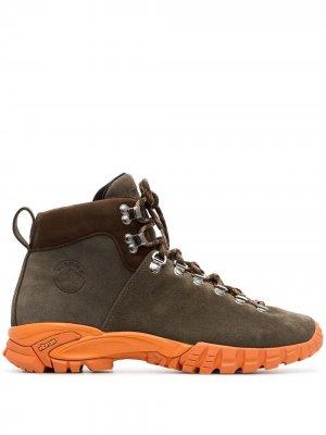 Ботинки для хайкинга Maser Hiker Diemme. Цвет: зеленый