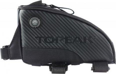 Велосипедная сумка TOPEAK. Цвет: черный