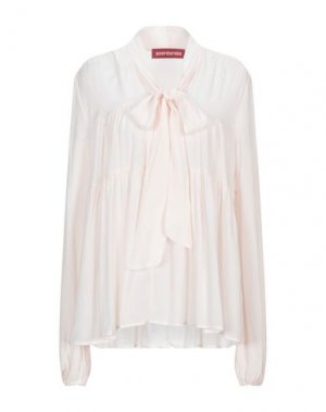 Блузка GUARDAROBA by ANIYE. Цвет: светло-розовый