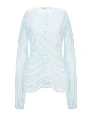 Pубашка COAST WEBER & AHAUS. Цвет: небесно-голубой