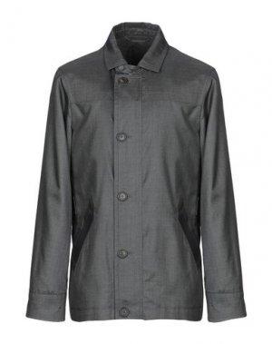 Куртка CORTIGIANI. Цвет: серый