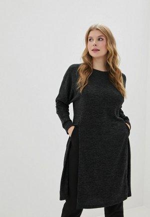 Туника Svesta. Цвет: черный