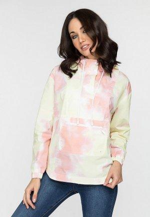 Куртка Gloss. Цвет: разноцветный