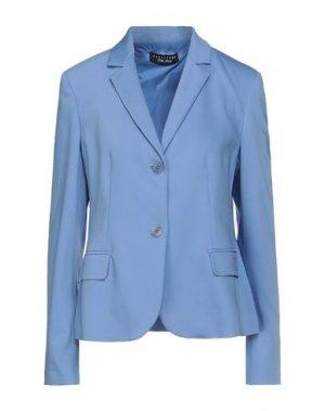 Пиджак CARACTÈRE. Цвет: грифельно-синий
