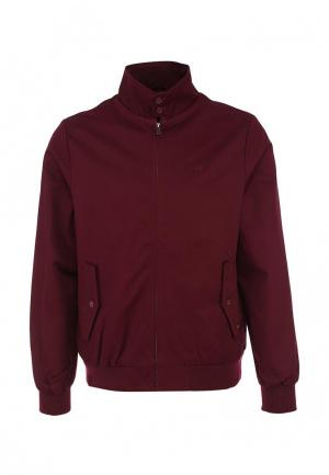 Куртка Merc Harrington. Цвет: бордовый