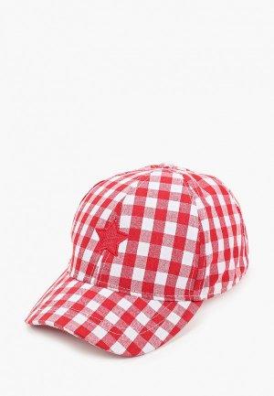 Бейсболка Hatparad STAR. Цвет: красный