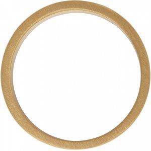 Gold Enamel Stripe Ring Giorgio Armani. Цвет: 161 gold