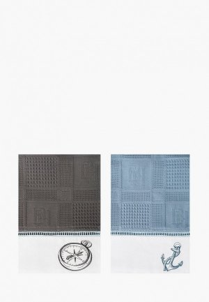 Набор полотенец кухонных Bellehome Caravelle, 40х70 см