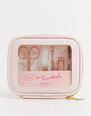 Маникюрный набор – Les Essentials-Бесцветный Le Mini Macaron