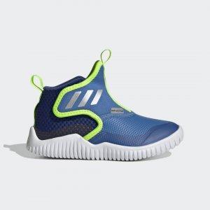 Кроссовки-слипоны RapidaZen Sportswear adidas. Цвет: серебристый