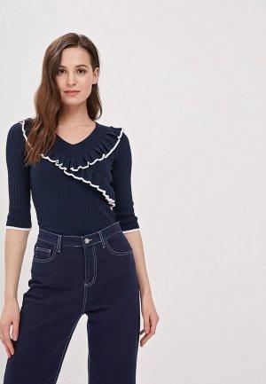 Пуловер Camomilla Italia. Цвет: синий