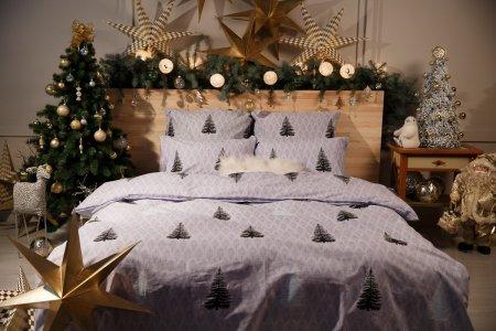Постельное белье 1,5 спальный Ночь нежна