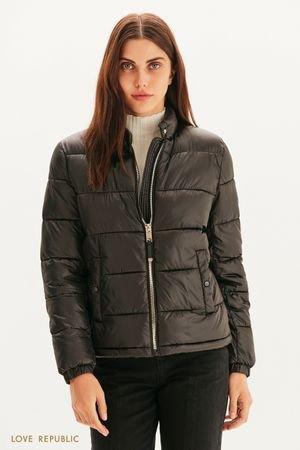 Демисезонная куртка-бомбер LOVE REPUBLIC