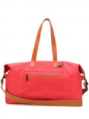 Дорожная сумка Cooke Travel & Cycle Ally Capellino. Цвет: красный