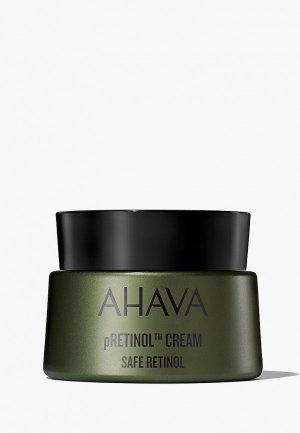 Крем для лица Ahava ASAFE RETINOL с комплексом pretinol™, 50 мл. Цвет: прозрачный