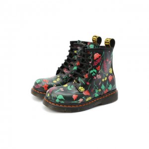 Кожаные ботинки Gallucci. Цвет: чёрный