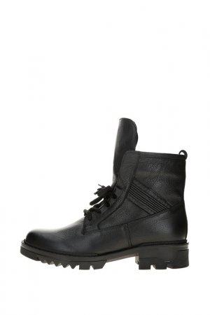 Ботинки DAKKEM. Цвет: черный