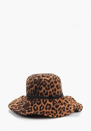 Шляпа Avanta. Цвет: коричневый