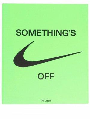 Книга Virgil Abloh x Nike ICONS TASCHEN. Цвет: зеленый
