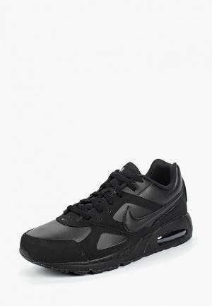 Кроссовки Nike Mens Air Max IVO Leather Shoe. Цвет: черный