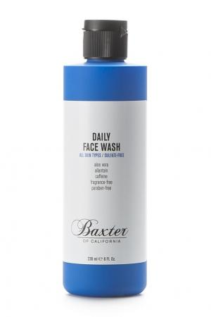 Средство для умывания Daily Face Wash, 236 ml Baxter of California. Цвет: без цвета