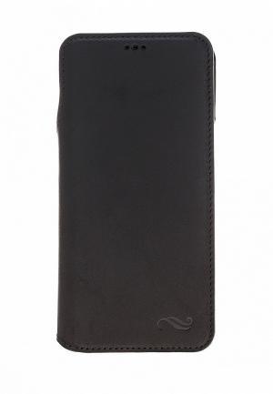 Чехол для телефона Bouletta Samsung Galaxy S9 UltimateBook. Цвет: черный