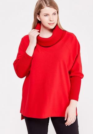 Свитер Lina LI029EWWDB43. Цвет: красный