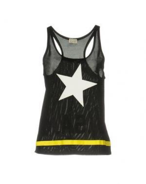 Майка CONVERSE ALL STAR. Цвет: черный
