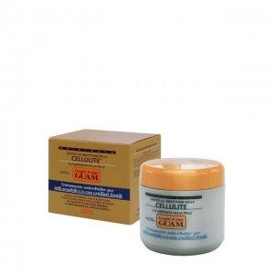 Маска антицеллюлитная для чувствительной кожи Fanghi D'Alga GUAM. Цвет: бесцветный