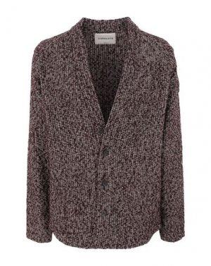 Пиджак CORELATE. Цвет: красно-коричневый