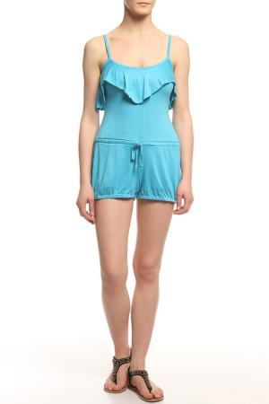 Комбинезон Rocawear. Цвет: голубой
