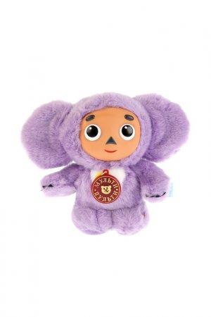 Мягкая игрушка Чебурашка Мульти-пульти. Цвет: фиолетовый