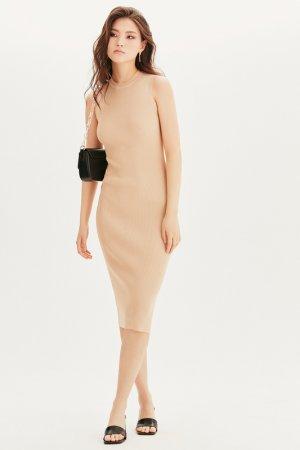 Платье Love Republic. Цвет: 62, бежевый