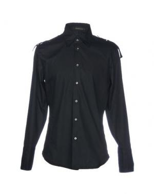Pубашка ANDREW MACKENZIE. Цвет: черный