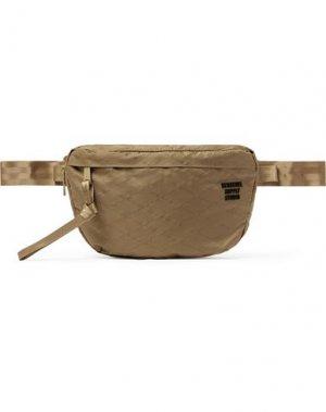 Рюкзаки и сумки на пояс HERSCHEL SUPPLY CO.. Цвет: хаки