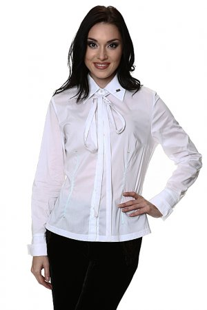 Блуза 2026. Цвет: белый