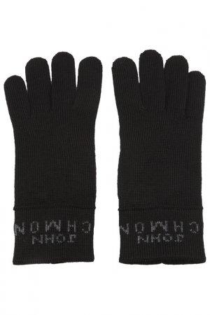 Перчатки John Richmond. Цвет: 0990 черный