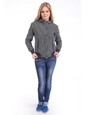 Куртка женская Censured. Цвет: синий