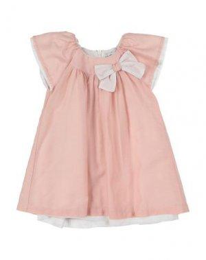 Платье I GIANBURRASCA. Цвет: пастельно-розовый