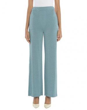 Повседневные брюки ANNARITA N. Цвет: пастельно-синий